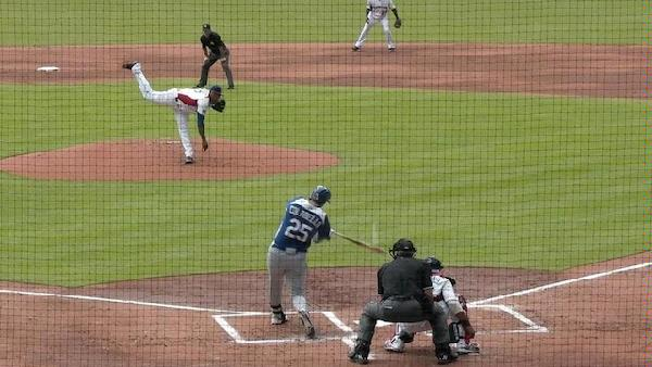 AB Pro Client Chris Colabello hits a HR during the 2013 WBC.