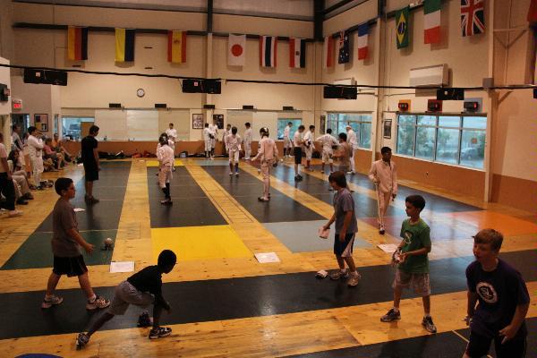 Morris Fencing Club