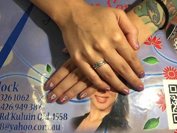 V's Nail Art